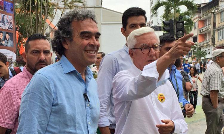 Resultado de imagen para Excandidato Presidencial, Sergio Fajardo